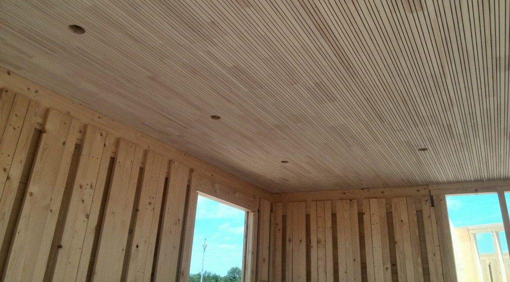 Konštrukcia drevodomu pri relizácii pasívneho domu